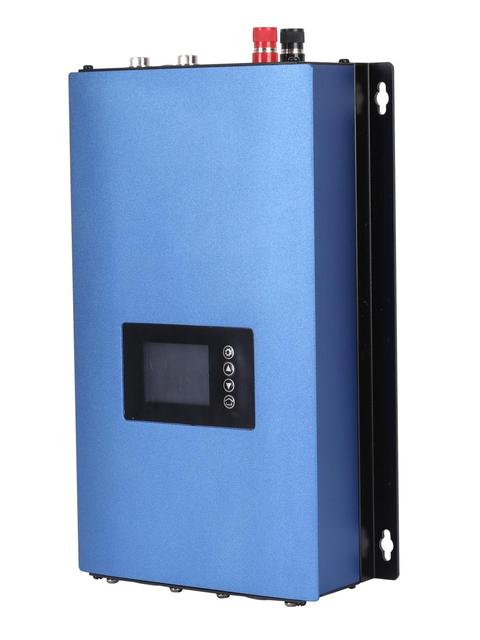 1000W Solar Grid Tie Inverter with Limiter for Solar Panels Battery Free Shipping Free Duty  Spain