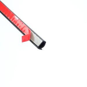 Image 4 - 도어 씰 DZ 유형 자동차 도어 고무 보닛 엔진 씰링 스트립 자동차 트렁크 커버 자동차 고무 씰 자동차 방수 씰 자동