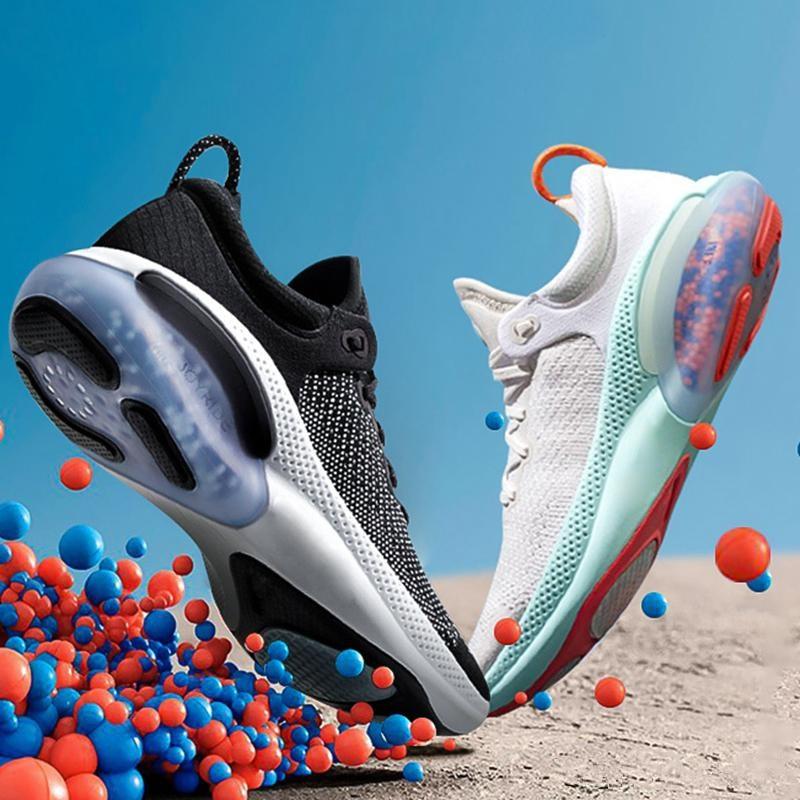 New Joyride Run FK Mens Women Running Shoes Triple Black White Platinum Racer Designers Sports Sneakers Eur36-45