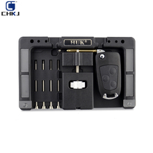 Fixing-Tool Locksmith-Tool Flip-Key-Pin-Remover Huk Key CHKJ of for with Four-Pins Vice