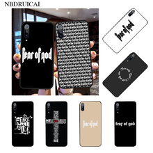 Hot American trend street brand fear god Cover Shell Phone Case for Xiaomi 8 9 se 5X Redmi 6pro 6A 4X 7 5plus note 5 7 6pro(China)