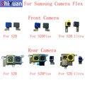 Гибкий кабель задней передней камеры для Samsung S20 S20 Plus S20, сверхосновной большой маленький Модуль камеры, запасные части для ремонта