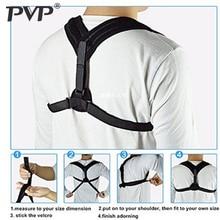 Upper Back Posture Corrector Clavicle Support Belt Back Slouching Corrective Posture Correction Spine Braces Supports Health все цены