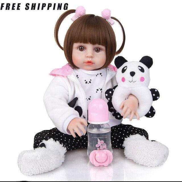 Кукла-младенец KEIUMI KUM18FS09-W02