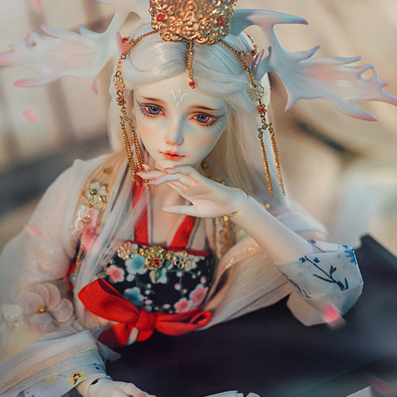 ShugoFairy Freya BJD Dolls Dc 1/3 Resin Model Fashion Figure Lol Toys For Girls Blyth Bjd Dolls