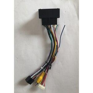 2 din Автомобильный Радио центр Стерео Радио DVD GPS пластина Панель рамка фасции Замена для Citroen C-Quatre C4 2004-2009 Dash Kit Fram