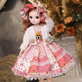 Кукла шарнирная 30 см. 3