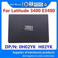 Portátil original novo lcd capa traseira tampa traseira caso superior preto para dell latitude 3400 e3400 0h02yk h02yk dp/n: 0h02yk 460.0fv03.0013