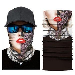 Tocado gótico de protección para las orejas y boca de labios sexi, sombreros de noche de brujas para fiesta de Navidad, accesorios para el pelo de Cosplay para hombres y mujeres