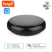2020 Smart WIFI IR Remote Controller lonchuck Infrared Wireless Control Support Smart Life Tuya APP with Alexa Google Home