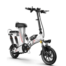 Electric-Scooter Portable Adults 2-Wheeled 12inch 60KM Mini 48V 350W Max-Range