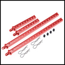 4pcs alloy body post with body clips for RGT 136100 FTX5586 outback parts