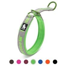 Truelove Soft Slip Dog Choke Collar Embroider Reflective Pet Collars Dog Collar Choke For Large Small Dogs Collar Perro Training