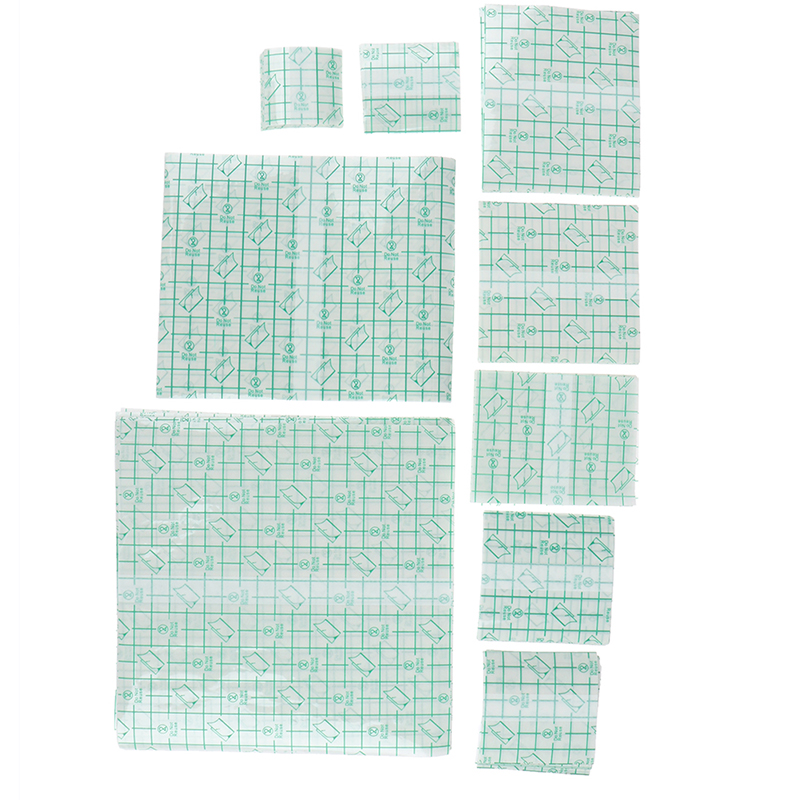 20Pcs Waterproof Transparent Tape PU Film Medical Adhesive Antiallergic Dressing