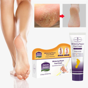 Foot Cream Dead Skin Remover Repair Moisturizing Whitening Exfoliating Anti-dry Feet Cream Care Anti-chapping Foot Crack Cream daralis foot spa foot scrub cream exfoliating foot peeling cream dead skin remove whitening smooth moisturizing feet cream 200g