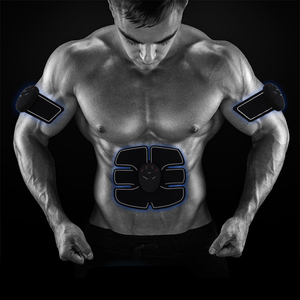 Image 5 - Unisex EMS Hips Trainer Electric Muscle Stimulator Wireless Buttocks Abdominal ABS Stimulator Fitness Body Slimming Massager