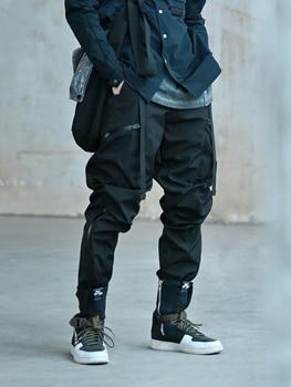Reindee lusion fw20 molle system waterproof pants fast waist adjustment  techwear streetwear 1