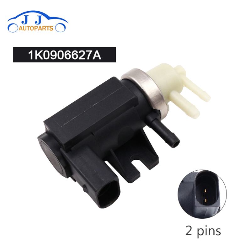 New Boost Pressure Solenoid Valve N75 TDI For Audi A3 A4 A6 For V W T5 Transporter J Etta Passat Polo Touran 1K0906627A