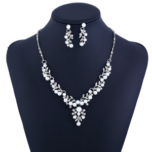 Elegant Two Stes Jewelry Acces