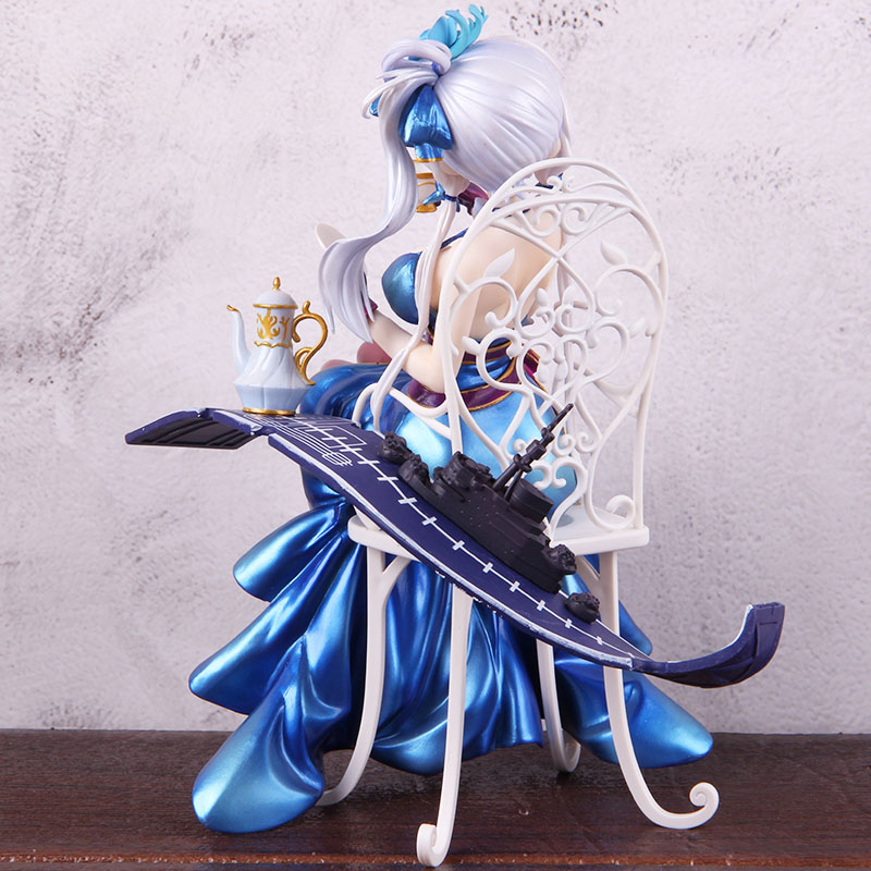 Image 5 - Azur Lane Illustrious Brilliance Toys PVC Action Figure Collectible Model ToyAction & Toy Figures   -