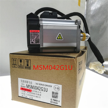 New and Orginal MSMJ042G1U Servo Motor