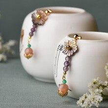 2020 Vintage Earrings for Women Ethnic Shell Flower Drop Classic Stone Dangle Fashion Jewelry Shopping