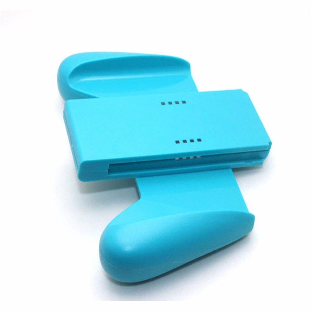 Joy Con controladores cómodo agarre mango soporte de mano soporte para Nintendo Switch #240031