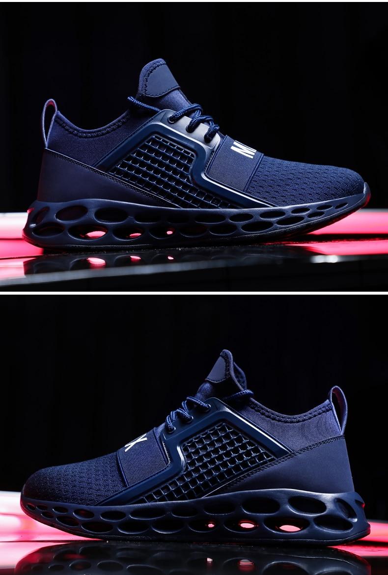 Ha944fe76131f43ea9e2a0f53e68425bfI BomKinta Stylish Designer Casual Shoes Men Yellow Sneakers Black White Walking Footwear Breathable Mesh Sneakers Men Shoes