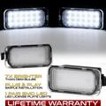 2 шт. светодиодные лампы для номерного знака без ошибок для Ford Tourneo Transit Connect Courier Custom 150 250 350HD автостайлинг