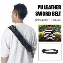 Holster Costumes-Accessories Sword Belt Cosplay-Holder-Kit Back-Hanger Medieval Adult