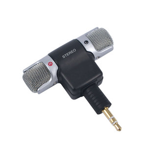 Image 2 - kebidumei NEWEST Electret Condenser Mini Microphone Stereo Voice MIC 3.5mm for PC for Universal Computer Laptop phone