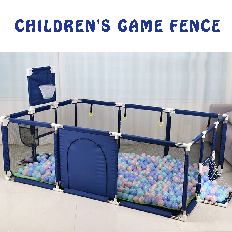 Baby Playpen For Children Pool For Ball Newborn Baby Fence Playpen For Baby Pool Children Kids Safety Barrier Play Yard