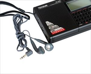 Image 4 - 2021 Tecsun PL 330 FM Radio portable LW/SW/MW Single Side Band All Band Radio Receiver with English Manual Newest Firmware 3305