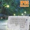LED Flood Light 50W DC12V Floodlight Street Lamp IP65 Waterproof Outdoor Wall Reflector Lighting Garden Square Spotlight discount
