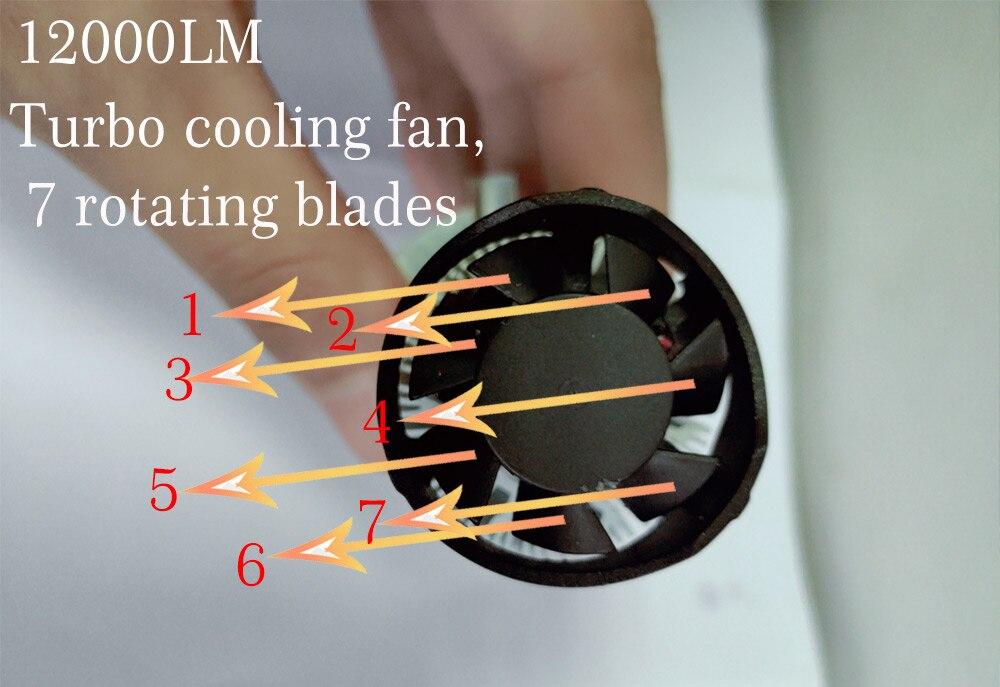 Ha94733a465e14c85967730185319c869f ZTZPIE 6000K 8000K 12V C6 H3 H7 H1 12000LM 9006 H13 H4 H11 headlight Led Bulbs Bullet Super Bright Turbo Fan 7 Blades Car Light