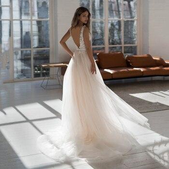 Robe pour Mariage Bohème Chic Eléna