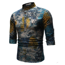 Mens Shirts, Long Sleeve Shirt Men, Casual Men,mens Clothing, Street Clothing Men Dress Shirts