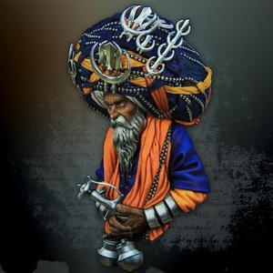 Image 2 - Buste de guerrier ancien, avec chapeau, kit avec modèle en résine, kit Miniature gk, non peint, 1/10