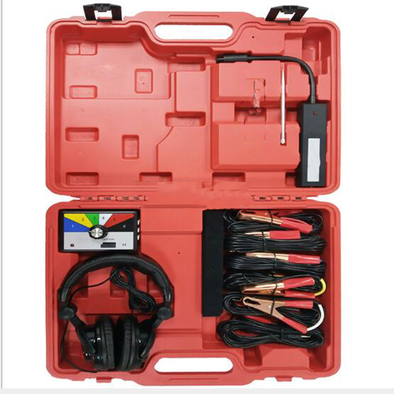 Car Combination Electronic Stethoscope Kit Car Repair Tools