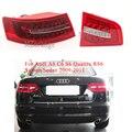 Светодиодный задний фонарь светильник для Audi A6 C6 S6 Quattro RS6 для салона Sedan 2009-2011 задний фонарь стоп-сигнал Задние тормозные огни светильник s сз...