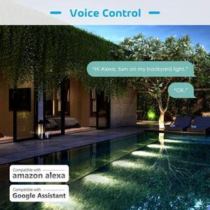 Image 4 - Thông Minh WiFi Ngoài Trời Cắm IP44 Chống Nước, Alexa & Google Trợ Lý & IFTTT & SmartThings, ứng Dụng Điều Khiển Từ Xa Meross MSS620