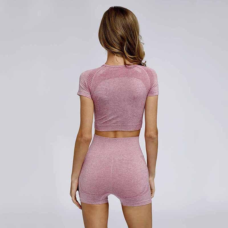 Jenny training shorts-set