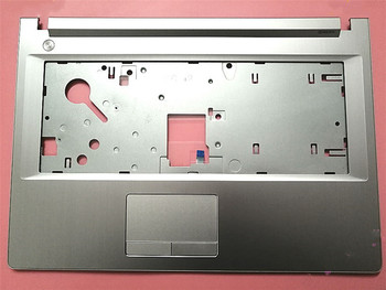 New original for Lenovo G40-30 G40-70 G40-80 G40 laptop C shell with touchpad silver case host cover AP0TG000410