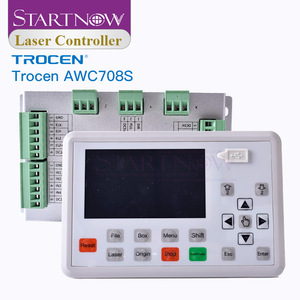 Image 1 - Trocen AWC708S 708S CO2 Laser Controller Board Replace Ruida System CNC Control Card 708C For Laser Cutting Machine Spare Parts