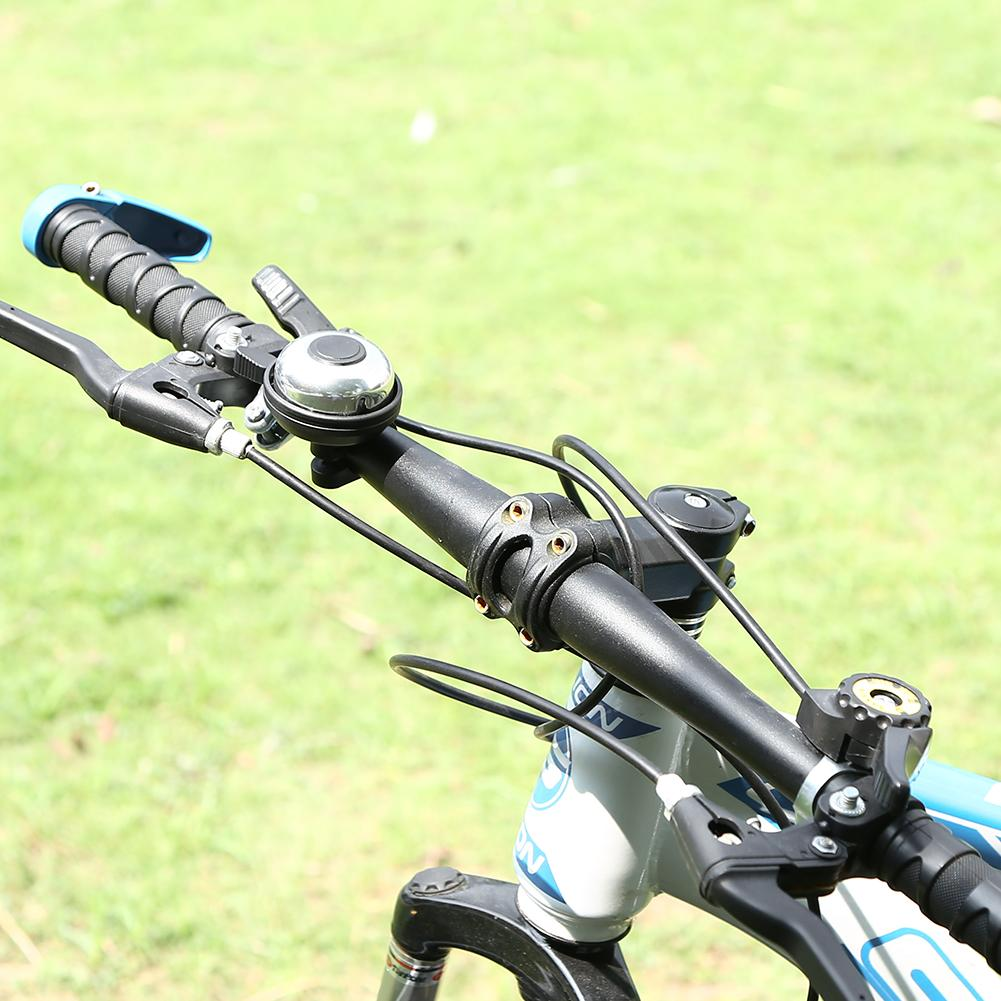Mountain Bike Handlebar Ring Metal MTB Road Bike Horn Bicycle Scooter Bell LH