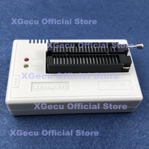 Image 2 - Schwarz buchse V 10,27 XGecu TL866II Plus USB Programmierer unterstützung 15000 + IC SPI Flash NAND EEPROM MCU ersetzen TL866A TL866CS + 16 teile