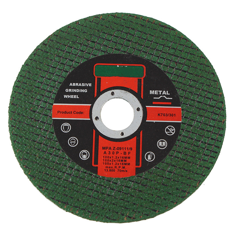Ultra-thin Metal Cutting Circular Saw Blade Grid 100 Iron Aluminum Cutting Disc For Angle Grinding Wheel Replacement Accessories