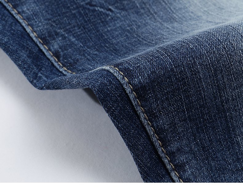 KSTUN 2020 Summer New Men's Stretch Short Jeans Blue Fashion Casual Slim Fit High Quality Denim
