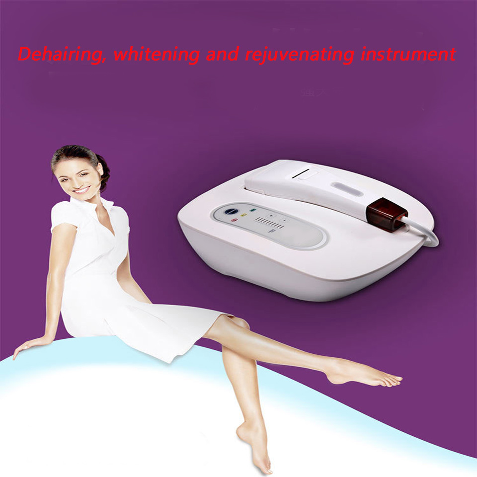 Ice Point Hair Removal Instrument Beauty Salon Laser Hair Removal Artifact Girls Permanent Painless Photon Hair Removal Machine