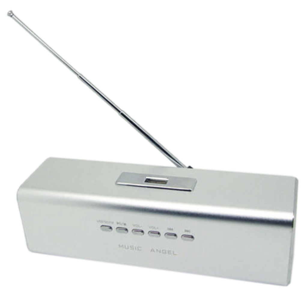 3.5mm Male FM Radio Antenna For Mobile Cell Phone Mp3 Mp4 Audio Equipment 245mm Length 1pc
